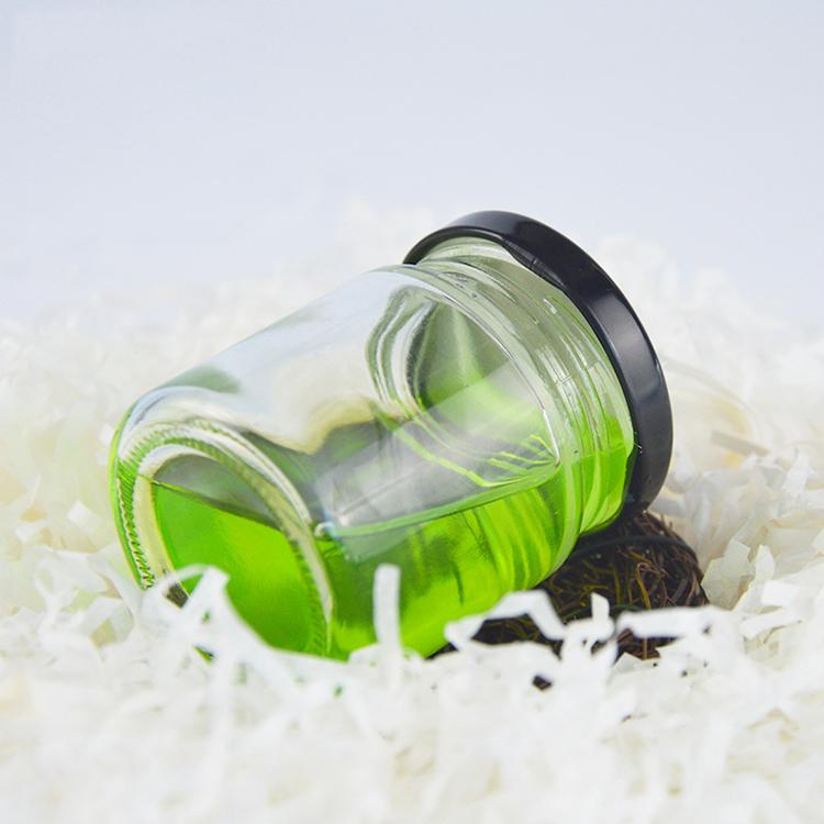 30ml glass honey jar (2)