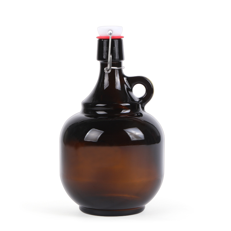 growler glass bottle